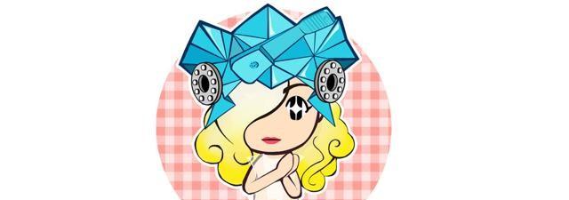 Lady Gaga Cooking Mama
