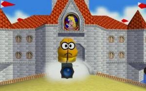 Camera Lakitu from Super Mario 64
