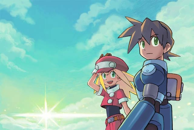 MegaMan Legends 3 Artwork