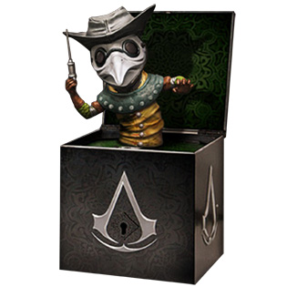 Assassin's Creed Brotherhhood Jack in the Box