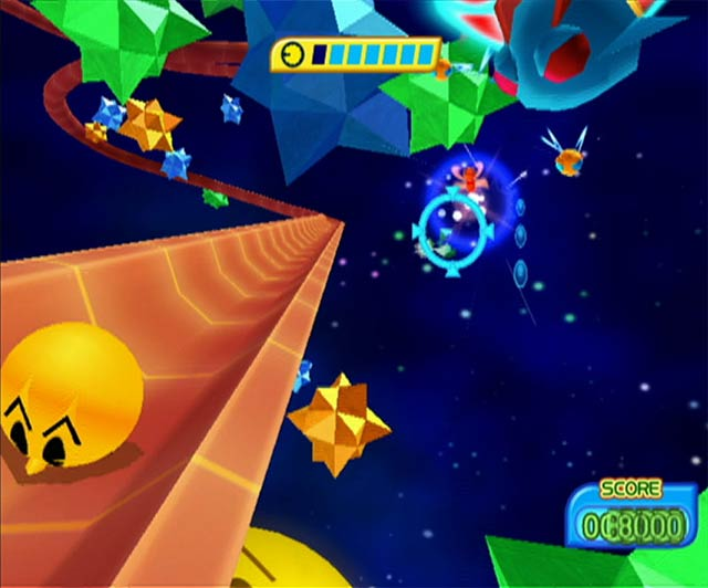 Namco Museum Megamix Screenshot