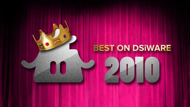 The Best DSiWare Games of 2010