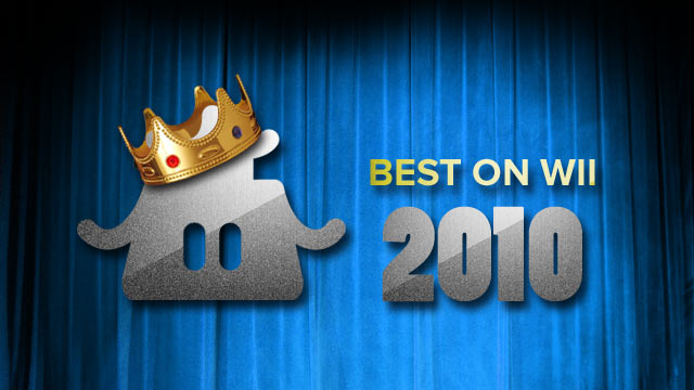 The Best Games of 2010: Wii