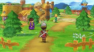 Dragon Quest IX art