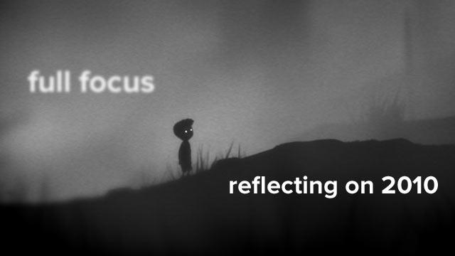 Full Focus: Reflecting on 2010 Art