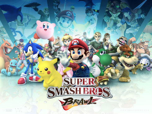 Super Smash Bros. Brawl Artwork