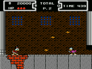 Duck Tales Screenshot