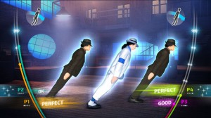 Michael Jackson: The Experience Screenshot