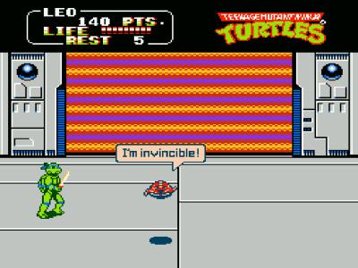 TMNT 2 Screenshot