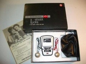Love Tester by Nintendo