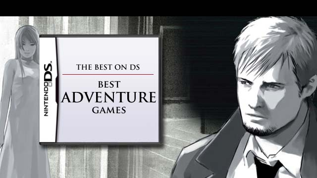 The Best on DS: Adventure Games