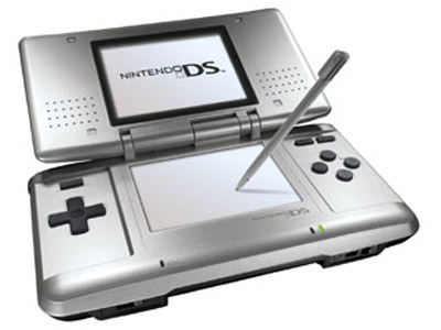 Original DS in Silver
