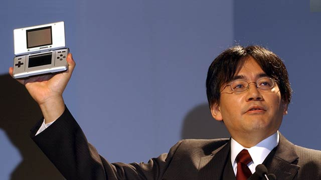 Satoru Iwata and the Original DS, Final Launch Design
