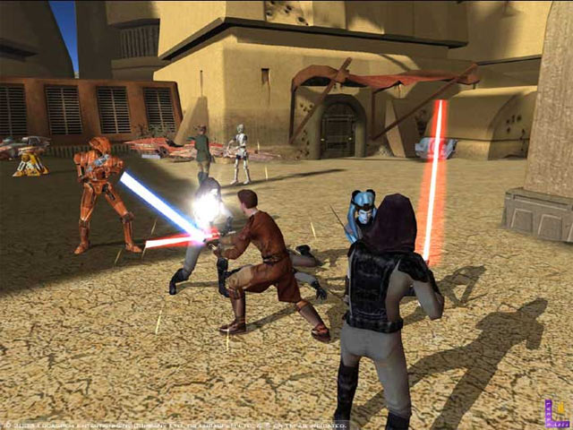 Knights of the Old Republic - Screenshot