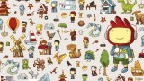 Scribblenauts Artwork - Collage