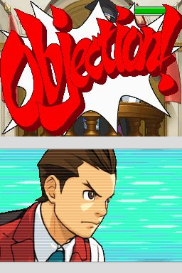 Apollo Justice Screenshot