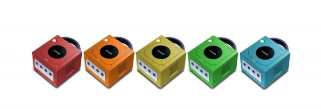 Gamecube Rainbow image