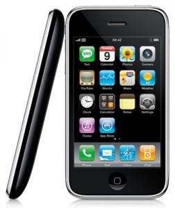 iPhone 3GS promo shot