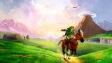 Ocarina of Time 3D Art