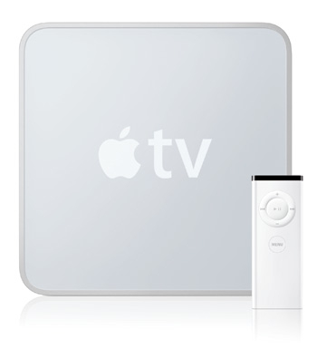 Apple TV promo shot