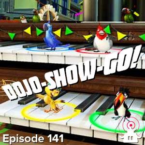 Dojo-Show-Go! Episode 141: Fiction Fulfilled