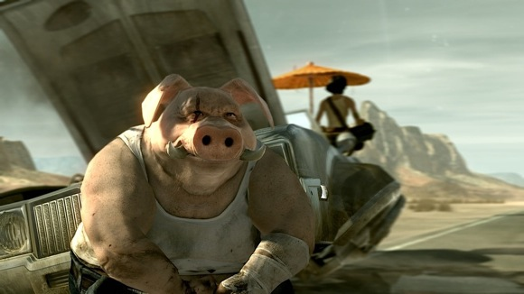 Beyond Good & Evil 2 screen