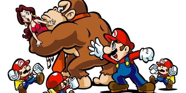 Mario vs Donkey Kong: Mini-Land Mayhem artwork
