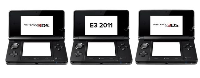 3DS at E3 2011 masthead