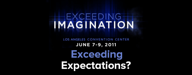 Exceeding Expectations? Round table masthead