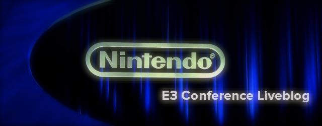 E3 2011 conference liveblog