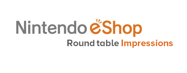 eShop Impressions Round Table masthead