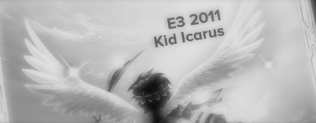 Kid Icarus series at E3 2011