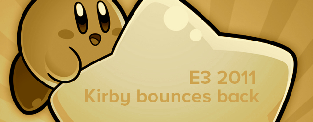 Kirby E3 2001 masthead