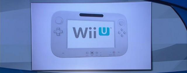 Wii U logo at E3 2011