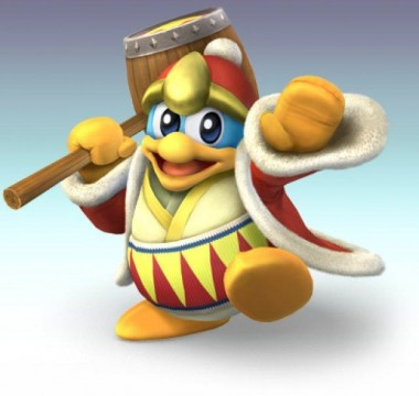 King Dedede Super Smash Bros Brawl artwork