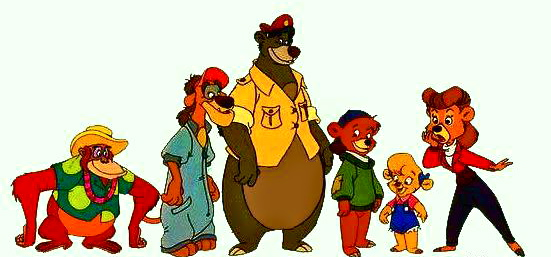 TaleSpin cartoon cast