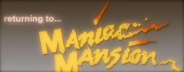 Maniac Mansion Mel Masthead