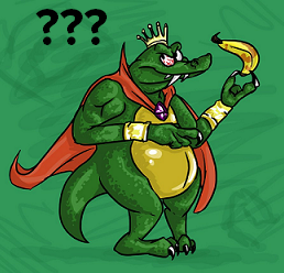 K. Rool, Hungry