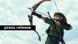Press Release Masthead E (Specific; Skyward Sword)