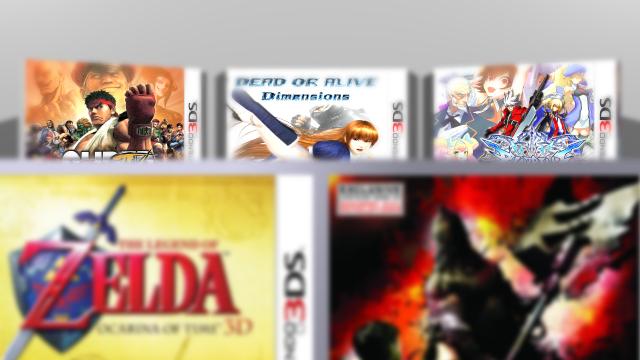 Hidden Fighters of Nintendo Consoles (Aaron Roberts)