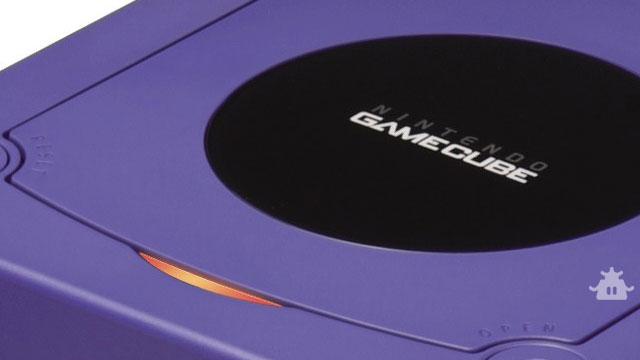GameCube Hardware Masthead