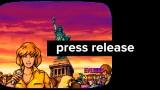 Press Release MASTHEAD B (Generic; TMNT)