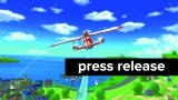 Press Release MASTHEAD D (Generic; Pilotwings)