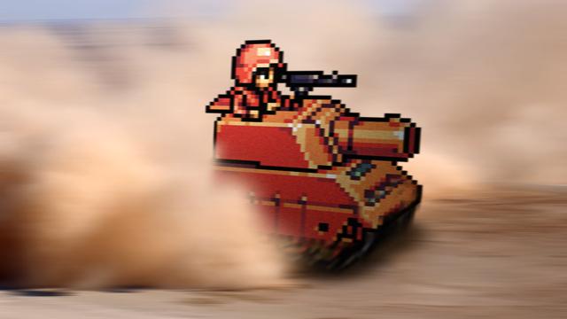A Soldier Advances masthead