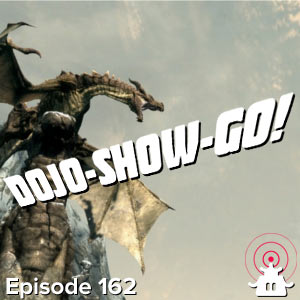 Dojo-Show-Go! Episode 162: 3D or Not 3D