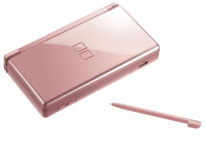 Metallic Rose DS Lite