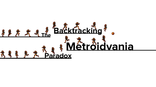 Metroidvania Backtracking masthead
