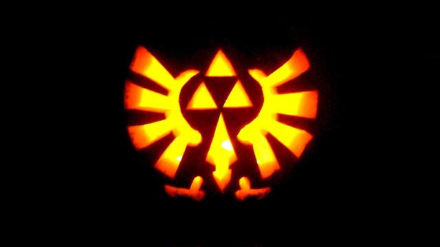 Triforce Pumpkin masthead