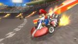 Mario Kart Wii- Mario Drifting