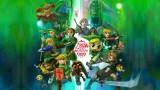 Zelda 25th Anniversary masthead